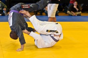 Beau Judo Throw